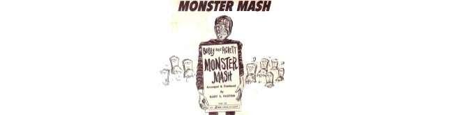 Bobby Pickett & The Crypt-Kickers - Monster Mash