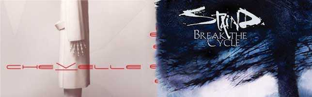 Chevelle & Staind - Bend The Bracket Outside (Medley Mix)