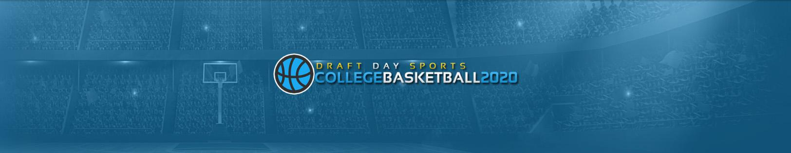 Draft Day Sports: College Basketball 2020